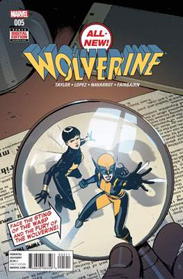 All-New Wolverine (2016-) #5