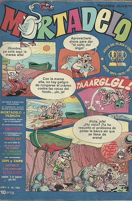 Mortadelo (1970) (Grapa) #182
