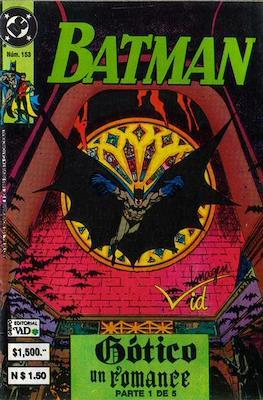 Batman Vol. 1 (Grapa. 1987-2002) #153