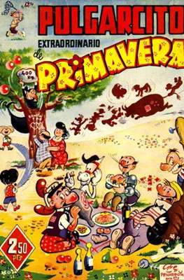 Pulgarcito. Almanaques y Extras (1946-1981) 5ª y 6ª época #5