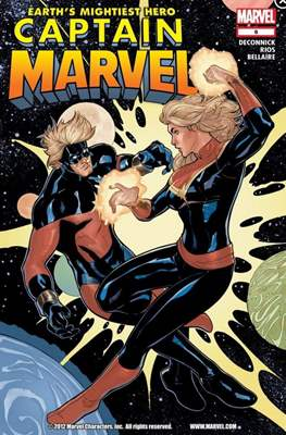Captain Marvel Vol. 7 (2012-2014) (Comic-Book) #6