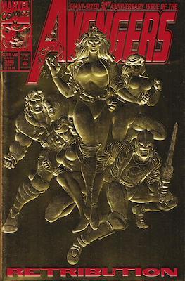The Avengers Vol. 1 (1963-1996) (Grapa) #366