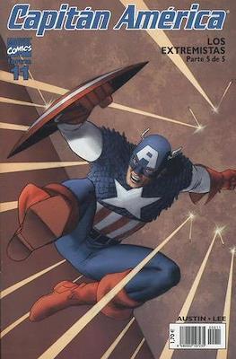 Capitán América vol. 5 (2003-2005) #11