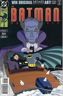 The Batman Adventures (Comic Book) #29