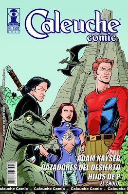 Caleuche Comic (Grapa) #16
