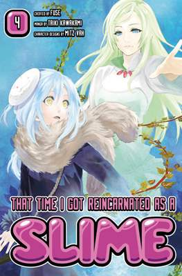 That Time I Got Reincarnated as a Slime (Softcover) #4