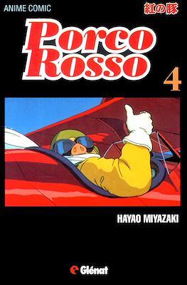 Porco Rosso. Anime comic #4