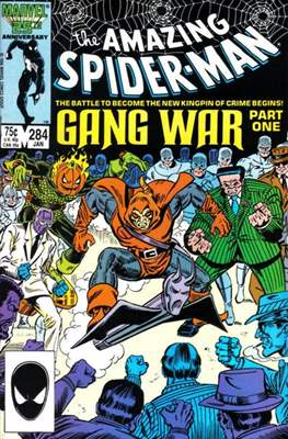The Amazing Spider-Man Vol. 1 (1963-2007) (Comic-book) #284