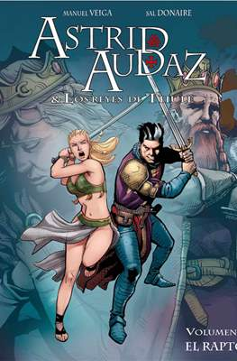 Astrid Audaz & Los reyes de Thule #1