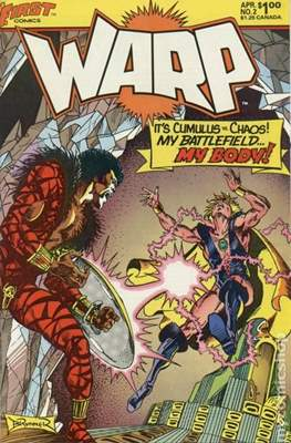 Warp (Comic Book) #2