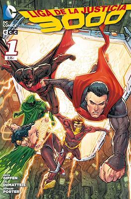 Liga de la Justicia 3000 (Rústica.) #1