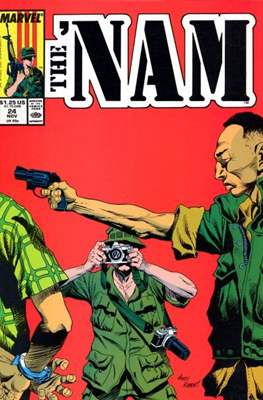 The 'Nam Vol 1 (Comic-book.) #24