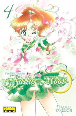 Pretty Guardian Sailor Moon (Rústica con sobrecubierta) #4