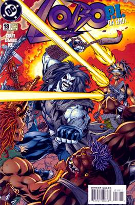 Lobo Vol. 2 (1993 - 1999 Grapa) #18