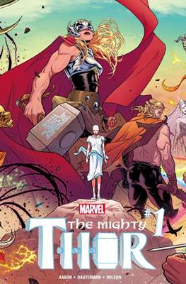 The Mighty Thor (2016-)