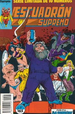 Escuadrón Supremo (1990) (Grapa. 17x26. 32 páginas. Color) #7