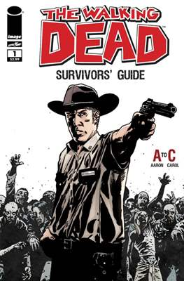 The Walking Dead Survivors' Guide (Grapa) #1