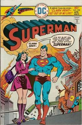 Superman Vol. 1 / Adventures of Superman Vol. 1 (1939-2011) (Comic Book) #298