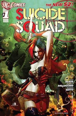 Suicide Squad Vol. 4. New 52 (2011-2014) Digital #1