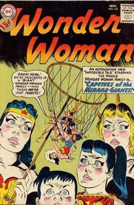 Wonder Woman Vol.1 (1942-1986; 2020-) (Comic Book) #142