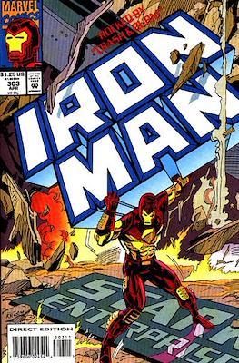 Iron Man Vol. 1 (1968-1996) (Comic book) #303
