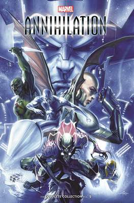 Annihilation: The Complete Collection (Softcover 472-408 pp) #2