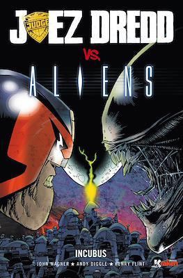 Juez Dredd vs. Aliens