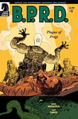 B.P.R.D. (Comic Book) #8