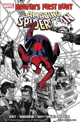 The Amazing Spider-Man: Kraven's First Hunt