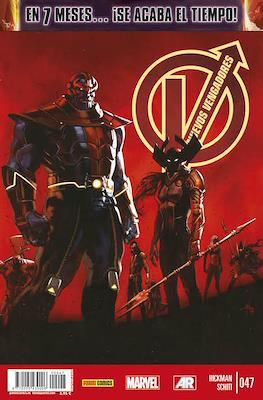 Los Nuevos Vengadores Vol. 2 (2011-2017) (Grapa 32 pp) #47