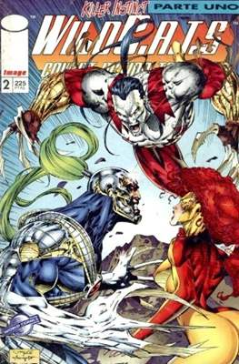 WildC.A.T.S Vol. 1 (Grapa 36 pp) #2