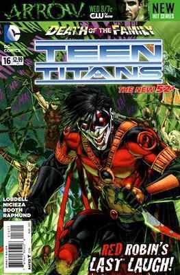 Teen Titans Vol. 4 (2011-2014) #16