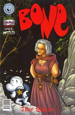Bone (Grapa) #35