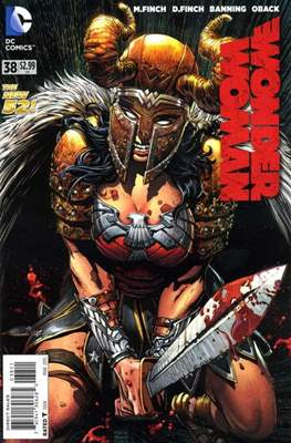Wonder Woman Vol. 4 (2011-2016) (Comic Book) #38