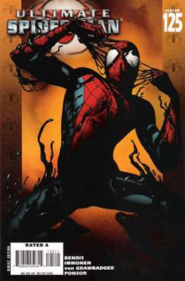 Ultimate Spider-Man (2000-2009; 2011) (Comic-Book) #125