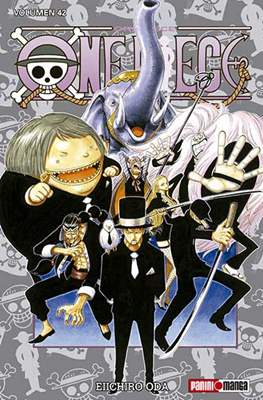 One Piece (Rústica) #42