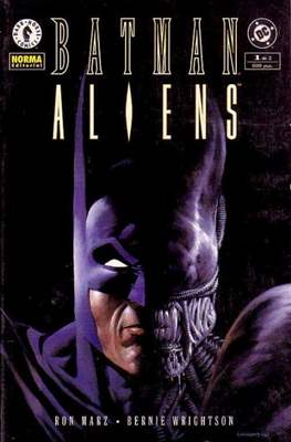 Batman / Aliens (Rústica 48 pp) #1