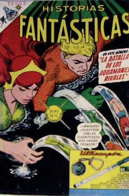 Historias Fantásticas (Grapa) #188