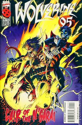 Wolverine Annual Vol. 1 (1995-2001) #1