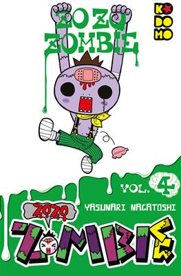Zozo Zombie (Rústica 192 pp) #4