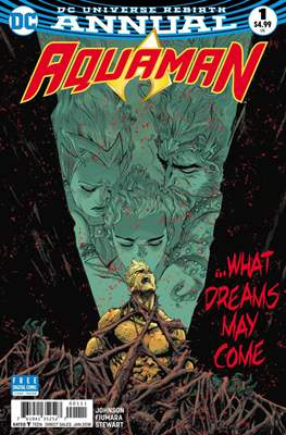 Aquaman Vol. 8 Annual (2017) (Comic book) #1
