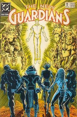 New Guardians Vol 1: (1988-1989) (comic-book.) #11