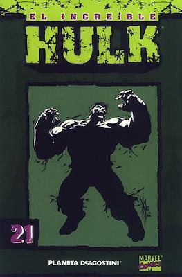 Coleccionable El Increíble Hulk (2003-2004) #21