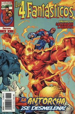 Los 4 Fantásticos Vol. 3 (1998-2001). Heroes Return (Grapa 24-48 pp) #8