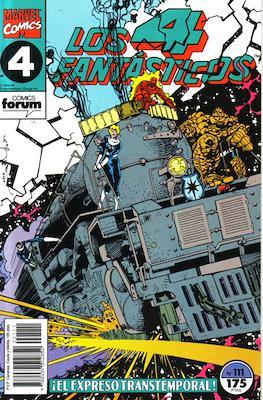 Los 4 Fantásticos Vol. 1 (1983-1994) (Grapa 36-32-24 pp) #111