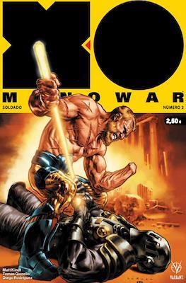 X-O Manowar (2017-) (Grapa) #2