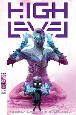 High Level (Comic book) #3