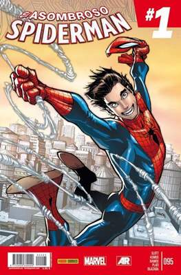 Spiderman Vol. 7 / Spiderman Superior / El Asombroso Spiderman (2006-) (Rústica) #95