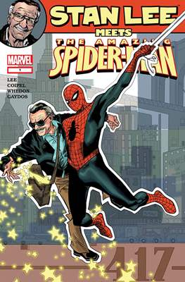 Stan Lee Meets (Comic-book) #1