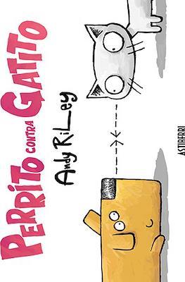 Perrito contra gatito (Cartoné 96 pp) #